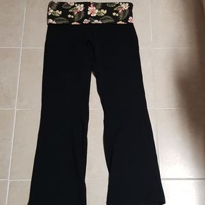 Victoria Secret Pink Leggings L/XL New
